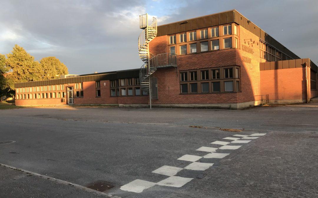 Riv inte gamla Karlsängsskolan – Undvik kapitalförstöring